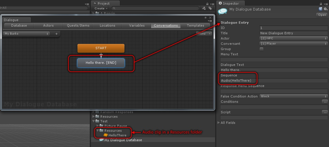 RELEASED] Dialogue System for Unity - easy conversations, quests
